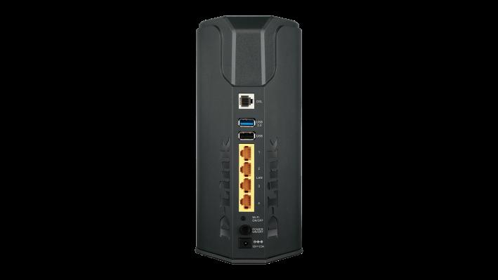 D-Link DSL-3590L è un modem dal design originale e dalla tecnologia avanzatissima che ti consente di avere una rete stabile e veloce che raggiunge ogni angolo della casa. Un modem wifi eccellente.