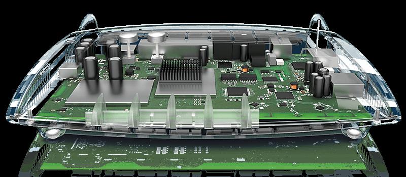L'AVM FRITZ! Box 7490 è un router ADSL e Fibra potente, velocissimo, affidabile e sicuro. Gestisci la rete di casa in modo semplice e veloce.