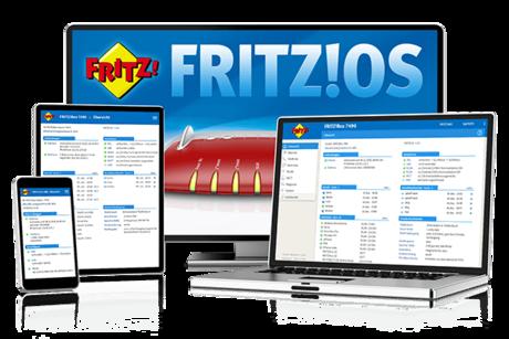 FRITZ!OS Il software di gestione del modem router
