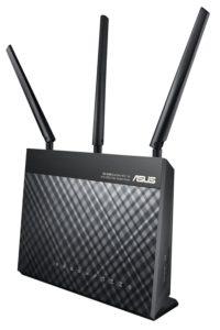 L'Asus DSL-AC68U è un potente modem wifi dual core e dual band che support sia l'ADSL che la fibra ottica. Èdisponibile a un prezzo eccezionale.